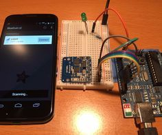 Adding Bluetooth 4.0 to your Arduino Project [IoT] - Controlled by Smartphone