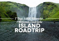 Island Roadtrip im Juni – 7 Tage, 1000 Kilometer, Travel Around Europe, Travel Around The World, Visit Faroe Islands, Tahiti Islands, Channel Islands National Park, Iceland Island, Eyewitness Travel Guides, Visit Florida, Travel Channel