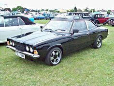 Ford Cortina MkIII 2000GT(1974)