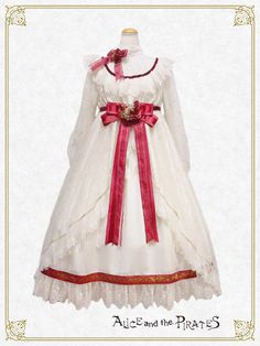 Alice and the Pirates Clara Dress up Nightgown One piece dress