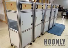 Hoonly T-slot aluminium profile 4040 series. Item Profil, Sprinter Rv, Portable Bar, Profile Design, Cnc Router, Kiosk, Slot, Projects To Try, Woodworking
