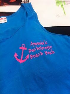 Like the actual shirt ..not the anchor or lettering.... loose beach shirt for my bach party