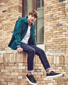 170314 Minho - 'K2' Naver Blog Update