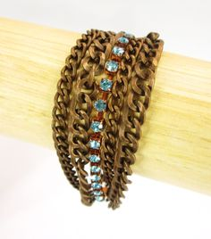 Unique interchangeable bracelet.   http://stores.ebay.com/The-Another-Corner