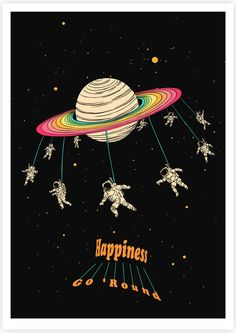 """""""happiness go 'round"""" 