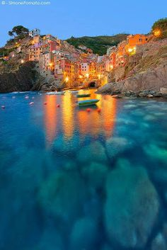 ...every pic I see of Riomaggiore, Itay is magical...I want to go there...