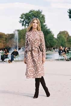 Vanessa Jackman: Paris Fashion Week SS 2013....Maria