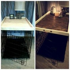 40 Comfy Large Dog Crate Ideas 27 Dogcratetable