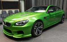2014 BMW M6 Gran Coupe by Abu Dhabi Motors