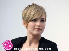jennifer lawerence pixie hair cut | Jennifer Lawrence Pixie Cut