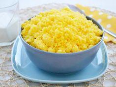 Türkensterz ist ein leckeres Gericht, das mit Maisgrieß und und Fett zubereitet wird. Ein Rezept zum Genießen! Austrian Recipes, Couscous, Fett, Quinoa, Macaroni And Cheese, Side Dishes, Veggies, Cooking Recipes