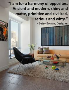 interior design harmony - 1000+ images about Designers way of Life on Pinterest Interior ...