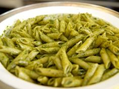 Fresh Pesto recipe courtesy Debi Mazar and Gabriele Corcos