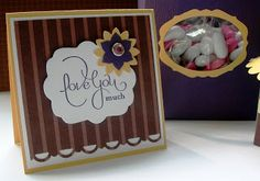 Stampin Up! Demonstrator - Kari Linder - Stampin Essentials blog, Stampin Up! Love You much 3x3 card