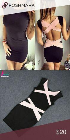 Spotted while shopping on Poshmark: NWT DRESS! #poshmark #fashion #shopping #style #Dresses & Skirts