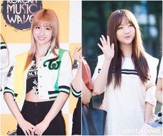 [HD테마] 족발 사랑으로 유명한 걸그룹 멤버트와이스 모모-러블리즈 케이 #topstarnews