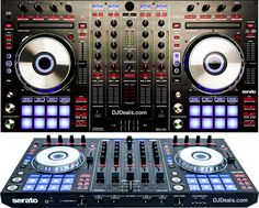 Pioneer launches the DDJ-SX. If you want the best Dj/scratch controller this is the one for you!