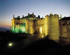 Stirling Castle. The first castle I ever visited!