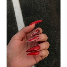 nails ❤ liked on Polyvore featuring beauty products and nail care