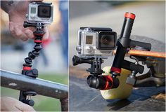 JOBY ACTION SERIES for Go PRO cameras