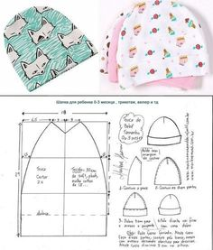 55 trendy sewing for beginners clothes baby quilt patterns Hat Patterns To Sew, Baby Quilt Patterns, Baby Clothes Patterns, Sewing Patterns Free, Clothing Patterns, Knitting Patterns, Sewing Projects For Kids, Sewing For Kids, Clothes Crafts