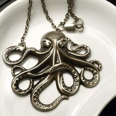 Octopus Jewelry rocks my world