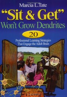 Worksheets Don't Grow Dendrites: 20 Instructional Strategies That Engage the Brain (Marcia L. Tate) | Used Books from Thrift Books