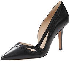 4543dcb1283 Nine West Women s Jiterbug Leather Dress Pump
