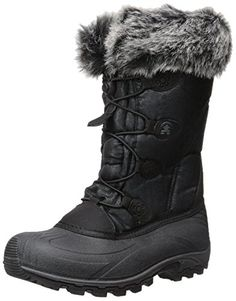 Kamik Womens Momentum Snow Boot -- Learn more by visiting the image link. (This is an Amazon affiliate link)