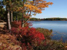 Acadia National Park Grants
