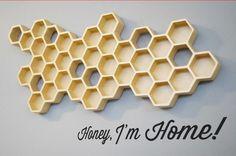 Honey, I'm Home! by Luz Cabrera, via Behance