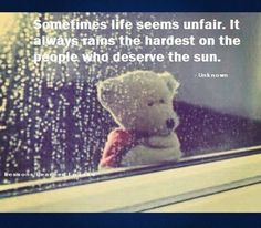Top Inspirational Quotes About Life Unfair