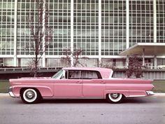 Lincoln Continental 58