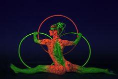 Gallery Body Paint - Hula Hoop Italia