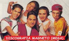 Descargar Discografia Magneto Mega Completa Grandes Exitos