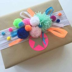 Gift Wrapping Ideas-Love everyones Christmas wrapping for Little Paper Lanes xmas wrapping comp on I. Creative Gift Wrapping, Present Wrapping, Creative Gifts, Paper Wrapping, Cute Gifts, Diy Gifts, Handmade Gifts, Personalized Gifts, Christmas Gift Wrapping