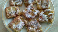 Fotorecept: Hrnčekový rebarborový koláč No Bake Cake, French Toast, Baking, Breakfast, Desserts, Food, Cakes, Basket, Bread Making