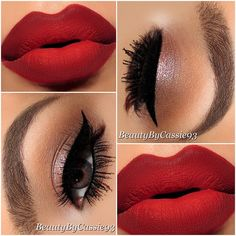 new ideas for makeup looks for blondes make up red lips - Wedding Makeup Natural Gorgeous Makeup, Love Makeup, Makeup Inspo, Makeup Inspiration, Hair Makeup, Makeup Ideas, Makeup Red Lips, Makeup Tutorials, Teen Makeup