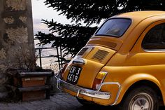 // Fiat 500 //// gallery.oxcroft.com //