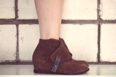 JACKIE Handmade Women Shoes with Winter sale by Keymandesign