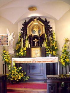Santuario Bellavista Cenáculo del 31 de Mayo, La Florida, Chile #Schoenstatt