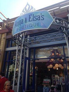 A Complete Review of Anna and Elsas Boutique (And How it Compares to the Bibbidi Bobbidi Boutique) from DLRPrepSchool.com