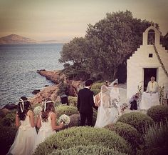 My perfect greek wedding in island arts and taste, vouliagmeni