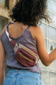 Fanny Pack, Fashion, Real People, Hemp, Nice Things, Things To Do, Sachets, Products, Hip Bag