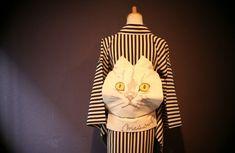可愛すぎるぞ!猫ちゃんを着物の帯のお太鼓にがっつりあしらった「I love cat帯」 – Japaaan 日本の文化と今をつなぐ