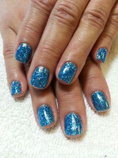 Rock Star Gel Manicure