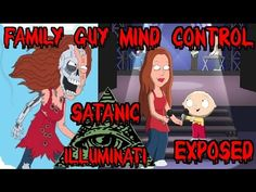 BUSTED !!! FAMILY GUY MILEY CYRUS MK ULTRA MIND CONTROL HIDDEN IN PLAIN SIGHT EXPOSED - YouTube