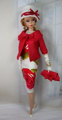 Mon Cheri for Silkstone Barbie and Victoire by MatisseFashions