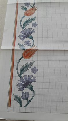Cross Stitch Embroidery, Cross Stitch Patterns, Cross Stitch Flowers, Herb, Bath Linens, Farmhouse Rugs, Flower Chart, Cross Stitch Samplers, Crosses
