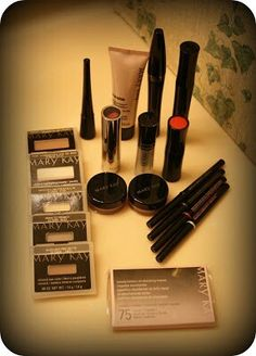 Taking orders for Mary Kay! Please message me.